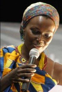 Chantal Inamahoro,Presidente du Comite Miss Burundi (www.akeza.net)