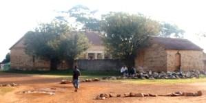Le Palais de Mwambutsa 4 à Muramvya @Photo Béni NKOMERWA 2011