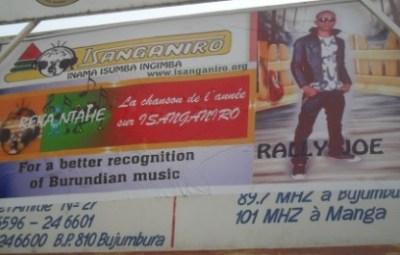 Banniere publicitaire de Rally Joe (www.akeza.net)