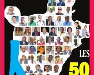 Les 50 personnalités qui font avancer le pays selon le journal Iwacu (www.akeza.net)