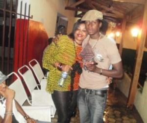 Chanella et R Flo qpr7s les TTT Awards (www.akeza.net )