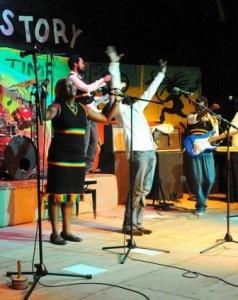 Lion Story en concert (www.akeza.net)