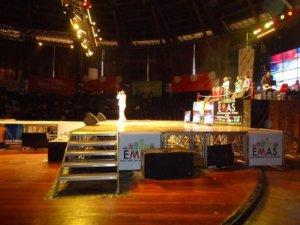 KIDUM sur la scène des EAMA(www.akeza.net)