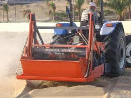 Beach Cleaner Products Offered By Agrimir Agricultural Machinery Ltd (www.akeza.net)