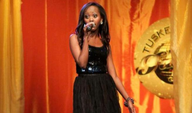 La chanteuse samantha (www.akeza.net)