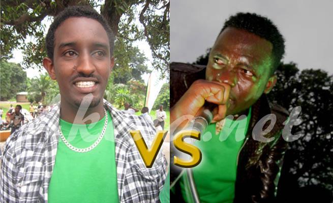 Yoya et Mkombozi , super stars nationales pour la campagne ''un milliards de raisons pour croire en l'Afrique (www.akeza.net)