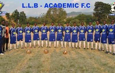 LLB ; champion de la Coupe du Président (www.akeza.net)