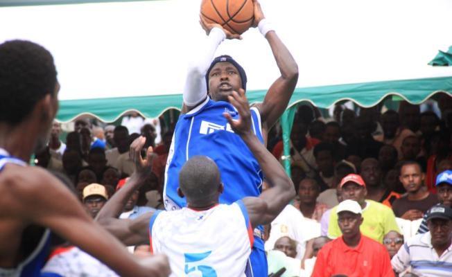 Fanny Fabrice SINDAYIGAYA , joueur dans l'équipe Urunani  (www.akeza.net)