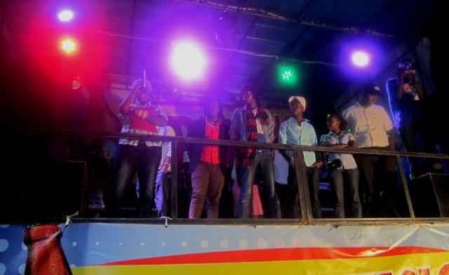 Certains des candidats retenus à Bujumbura Mairie (www.akeza.net)