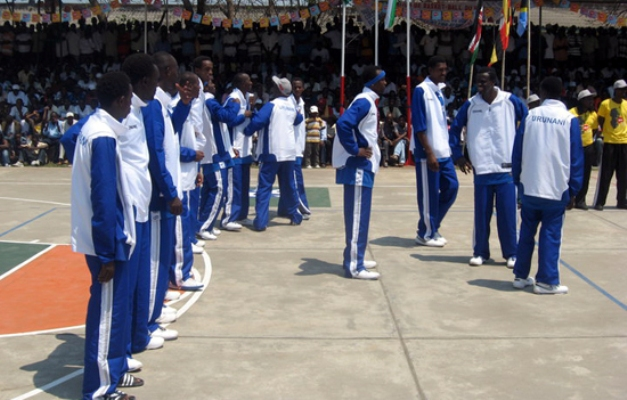 Joueurs de l'équipe Urunani (www.akeza.net)