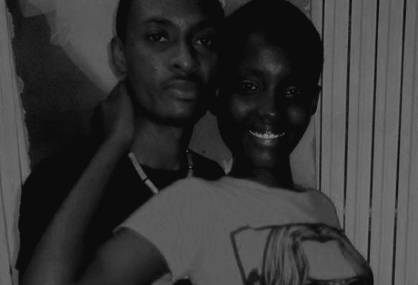 Yann Santanna et Norette Ininahazwe en janvier 2012(www.akeza.net)