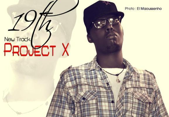 Le rappeur et lyriciste 19th (www.akeza.net)