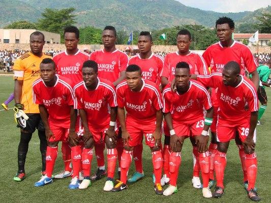 Enugu Rangers avant la rencontre (www.akeza.net) © Akeza.net