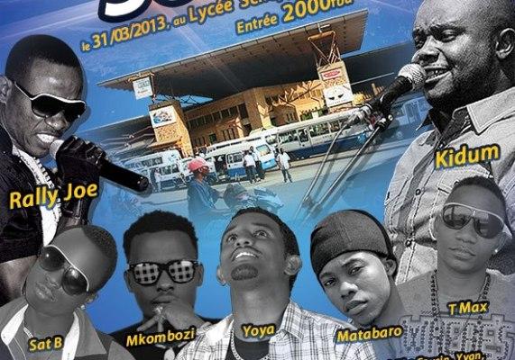 Concert de solidarité avec les meilleurs chanteurs burundais (www.akeza.net)