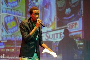 Davy Carmel , directeur marketing du magazine Made In Burundi (www.akeza.net)