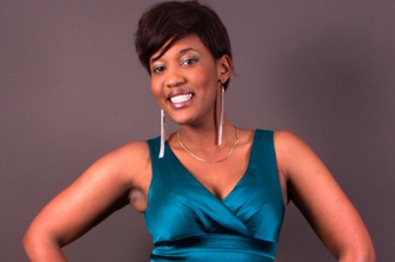 Khéria-Muhire , candiadate à Miss Africa Belgique (www.akeza.net)