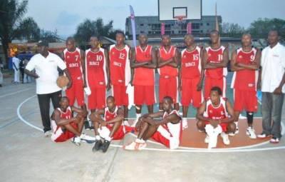 L'équipe New Star , le nouveau champion de basketball (www.akeza.net)