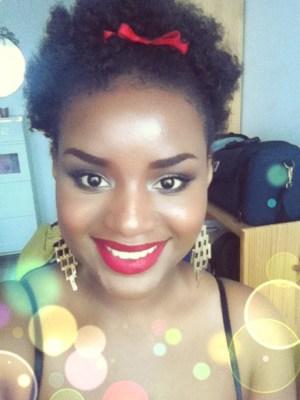 Khadija Mutoka , une maquilleuse de talent (www.akeza.net)