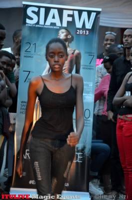 Marie Laure Ishimwe , 2nde meilleure performance au casting(www.akeza.net)