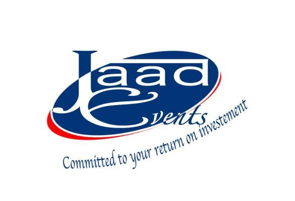 Logo de Jaad Events (www.akeza.net)