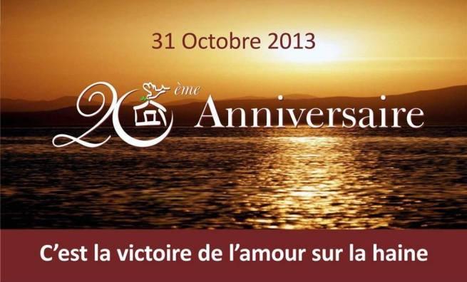 Ruyigi : Célébration du 20ème anniversaire de la Maison Shalom (www.akeza.net)