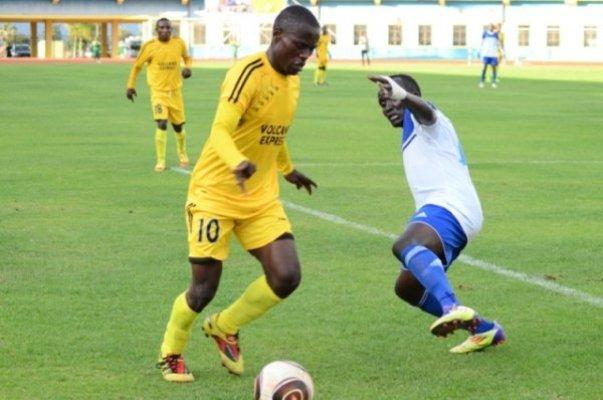 CIZA Hussein éliminant le dernier défenseur.(www.akeza.net)