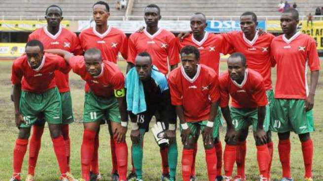 Equipe nationale du Burundi lors de la CECAFA 2013 en Ouganda (www.akeza.net)