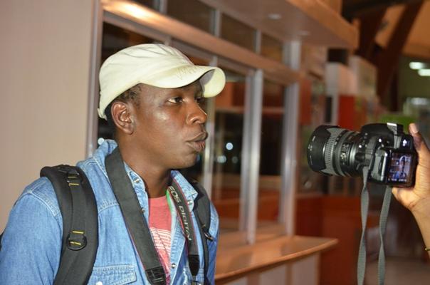 Joseph NDAYISENGA : le réalisateur raconte son aventure à Rio de Janeiro  (www.akeza.net)