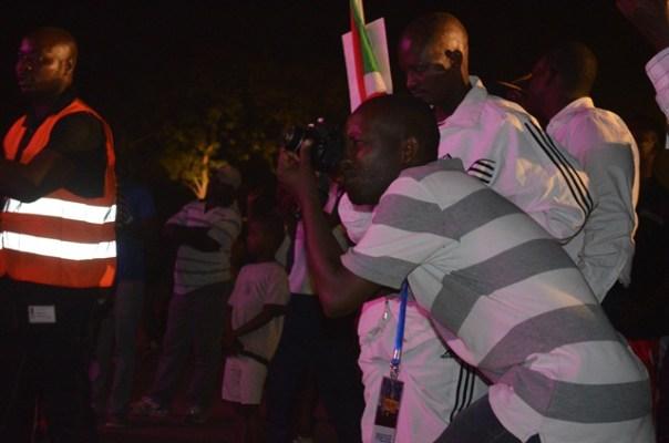 Eric Nsengiyumva en dépit de ce qui lui était arrivé, il a continué son travail. ©Akeza.net