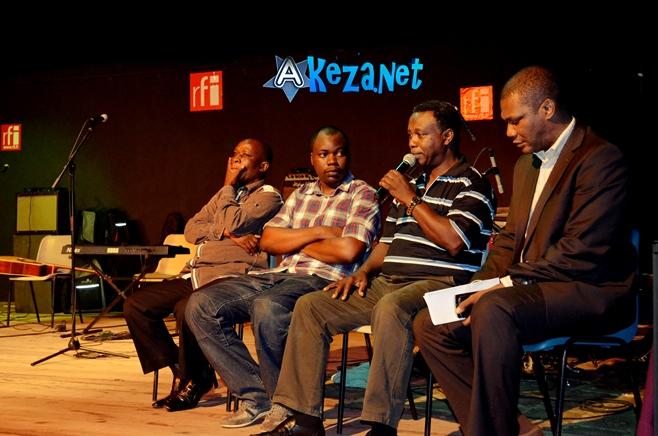Avis de grandes personnalités sur la participation de  Bobona  au prix découverte RFI.(www.akeza.net)