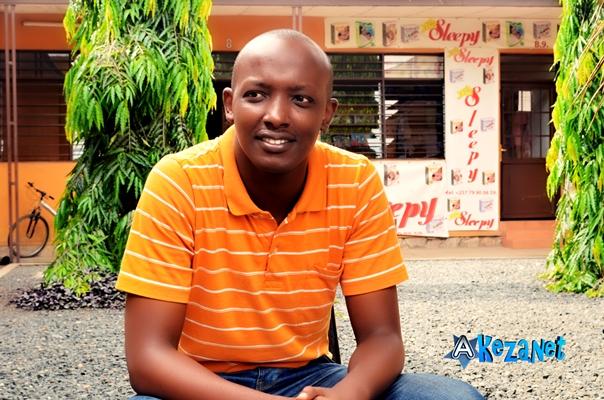 Bény NDAYISHIMIYE, un sexologue en devenir plutôt engagé (www.akeza.net)