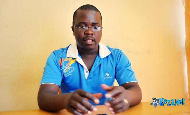 Emile UWEZOWAMUNGU, directeur exécutif de PARJE.(www.akeza.net)