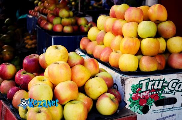 Les fruits.(www.akeza.net)