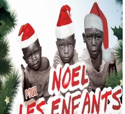 YBSP organise  «  un noël pour les enfants»  2ème  édition (www.akeza.net)