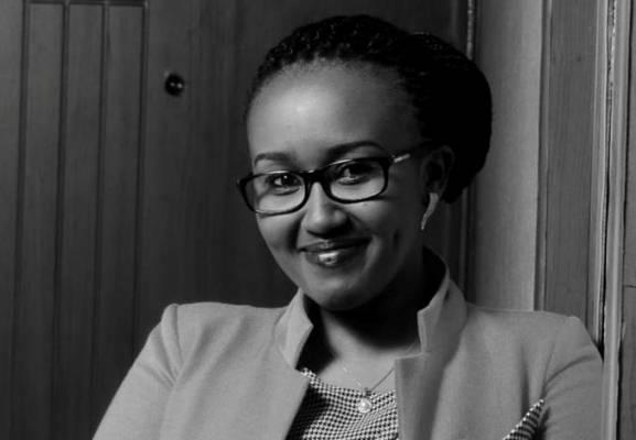 Yvette Kaneza , patronne de la marque Le Reflet Photo : Francis Giraso (www.akeza.net)