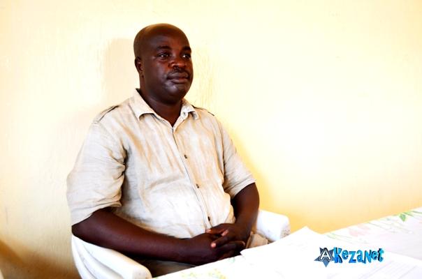 Joseph Désiré NSENGIYUMVA , directeur de Hello Taxi (www.akeza.net)