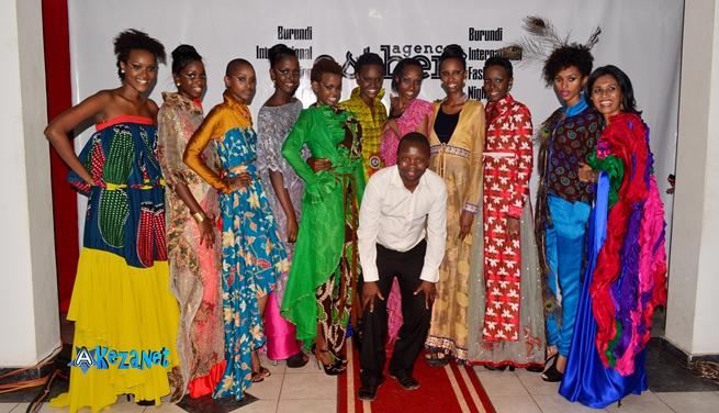 Stylistes et  mannequins ©Akeza.net
