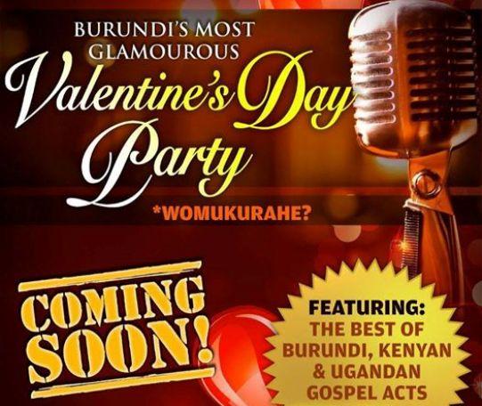 L'affiche annonçant l'événement.(www.akeza.net)