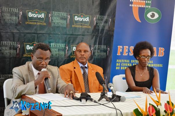 Cinéma: Lancement de la  7ème édition du FESTICAB.©Akeza.net