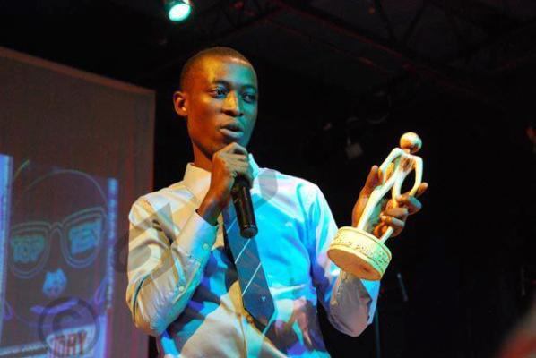 Marc Kibamba dans Top Ten Tube 2012 (akeza.net)