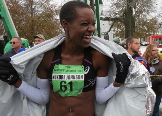 L'athlète Diane NUKURI.©DR