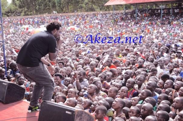Yoya Jamal en concert.© akeza.net