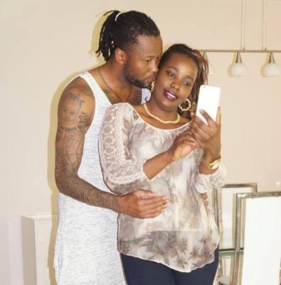 Valery Nahayo et son épouse.(www.akeza.net)