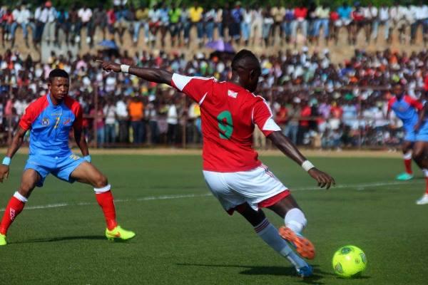 Laudit Mavugo , joueur de l'équipe nationale ©FFB