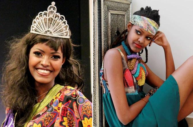 Kellia Keza , Miss Event's Agadir 2014