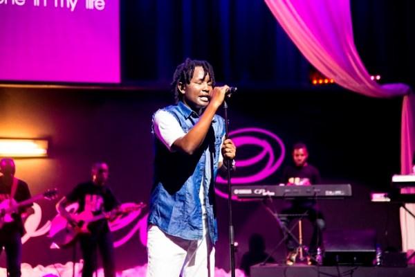 JIJI Seven chanteur de musqiue reggae et dancehall ©JIJI7