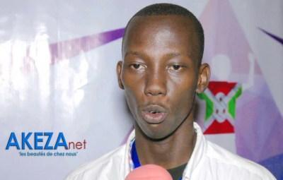 Shakille Mugisha lors de l'Académie des Talents 2015 ©Akeza.net