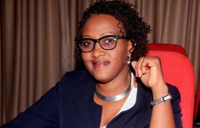 Claudette NGENDANDUMWE , présidente de l'AFAB