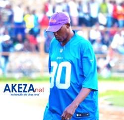 Gilbert Kanyenkore , dit Yaounde , coatch de Vital'o ©Akeza.net