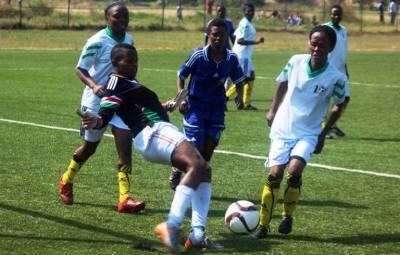 Football féminin : un club marque un score de 16buts.Photos d'archive.©Thiery Niyungeko